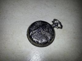 Foto 2 Taschenuhr Silber