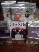 Tassimo T42 *NEU* inkl. 9 Packungen T-Discs (Kapseln)