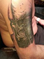 Tattoo, Mobiler Tattoosevice