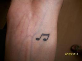 Tattoo vorher