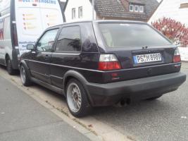 Foto 2 Tausche VW Golf 2 Fire and Ice gegen 50ccm Roller oder moped!!!!!!