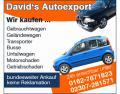 Taxiwagen verkaufen - Taxiwagen Ankauf - Diesel LPG Gasanlage