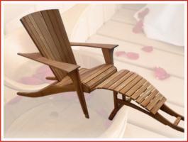 teakholz liege liegestuhl in k then von privat gartenm bel. Black Bedroom Furniture Sets. Home Design Ideas