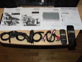 Foto 3 Technics Power Anlage 5 Bauteile