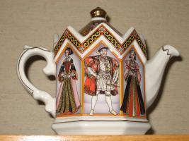 Teekanne aus England