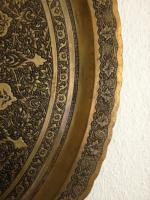 Foto 4 Teetablett aus IRAN, Wandteller aus IRAK