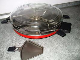 Tefal Raclette Grill mit Glashaube