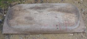 Foto 3 Teig trog aus einen stück geschnitzt