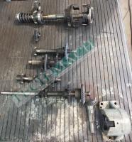 Teile für Vorschubkasten Fräsmaschine Heckert  FSS 400