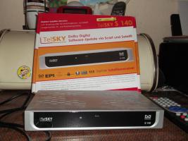 Tel Sky Dolby Digital Sat-Receiver