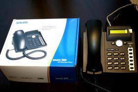 Telefon Business Snom 300 + VoIP