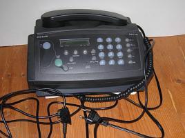 Telefon Fax Anrufbeantworter