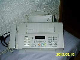 Telefon-Fax Kombigerät von Commodore