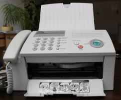 Foto 3 Telefon und Faxgerät Sharp UX-B700