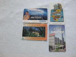 Foto 7 Telefonkarten