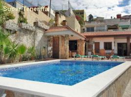Foto 2 Teneriffa Ferienhaus San Marco mit Pool  unmittelbar am Meer