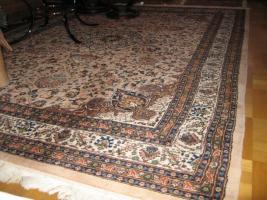 Teppich Kaschmar-Medaillon