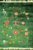 Teppich-Unikat aus Tibet