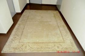 Teppich, reine Wolle