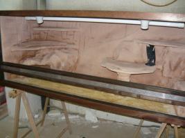 Foto 2 Terrarium 150cm komplett eingerichtet. Auch andere Maße möglich...