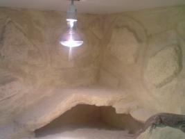 Foto 6 Terrarium Holz 2m x 1m x o,72m