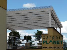 Foto 4 Terrassenüberdachungen Holz-Pergole Carport Planet