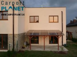 Foto 5 Terrassenüberdachungen Holz-Pergole Carport Planet