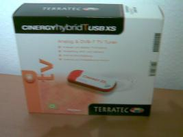 Terratec - Sinergy Hybrid Stick - TV USB - DVB T + Analog TV