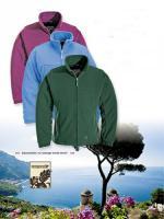 Terratrend Damen Fleece Jacke farbig Wasser und Windabweisend