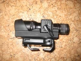 Foto 2 Testbericht Obramo Secuirty Shop - Koppel Halterungen für Gas FOX