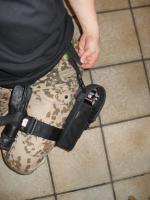Foto 15 Testbericht Obramo Secuirty Shop - Koppel Halterungen für Gas FOX