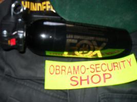 Foto 18 Testbericht Obramo Secuirty Shop - Koppel Halterungen für Gas FOX