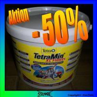 Tetra Min� XL FLAKES 10Liter zum super Preis!