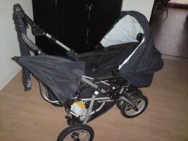 teutonia y2k mit viel zubeh r in k ln von privat kinderwagen babytragen. Black Bedroom Furniture Sets. Home Design Ideas