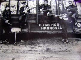 The Beatles 2 Astrid Kirchherr Fotografien Fun Fair Hamburg. 1960 Hamburg Heiligengeistfeld signiert