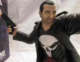 Foto 2 The Punisher - Büste - Statue - Marvel Comic´s - limitiert