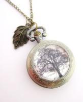 ' The Vintage-Tree ' Uhrenkette