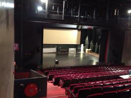 Foto 6 Theater Theaterkomplex Stahlkonstruktion Stahlhalle Gebrauchthalle Halle