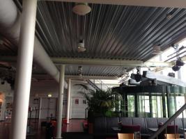 Foto 9 Theater Theaterkomplex Stahlkonstruktion Stahlhalle Gebrauchthalle Halle