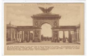 Theaterneubau Cassel für Kriegs-Veteranen 1870/1