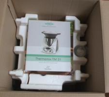 Foto 2 Thermomix TM 31 von Vorwerk. wie neu mit Garantie