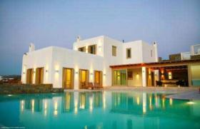 Think Waterfront - Luxury villa on the island of Myconos/Greece