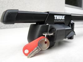 Foto 2 Thule Dachträger für Volvo V70