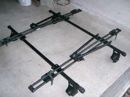 thule fahrradtr ger mtb pro 559 dachmontage in neu anspach von privat. Black Bedroom Furniture Sets. Home Design Ideas