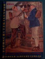 Tierschutzkalender 1958