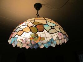 Tifannylampe