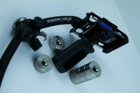 Foto 4 Tiffen Steadicam Merlin - Schwebestativ für Videoaufnahmen