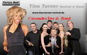 Tina Turner Revival und Band feat. Cassandra Dee