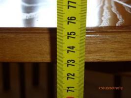 Foto 8 Tisch mit 4 Stühle gekauft in Oelsa