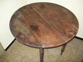 Tisch Jugendstil rund